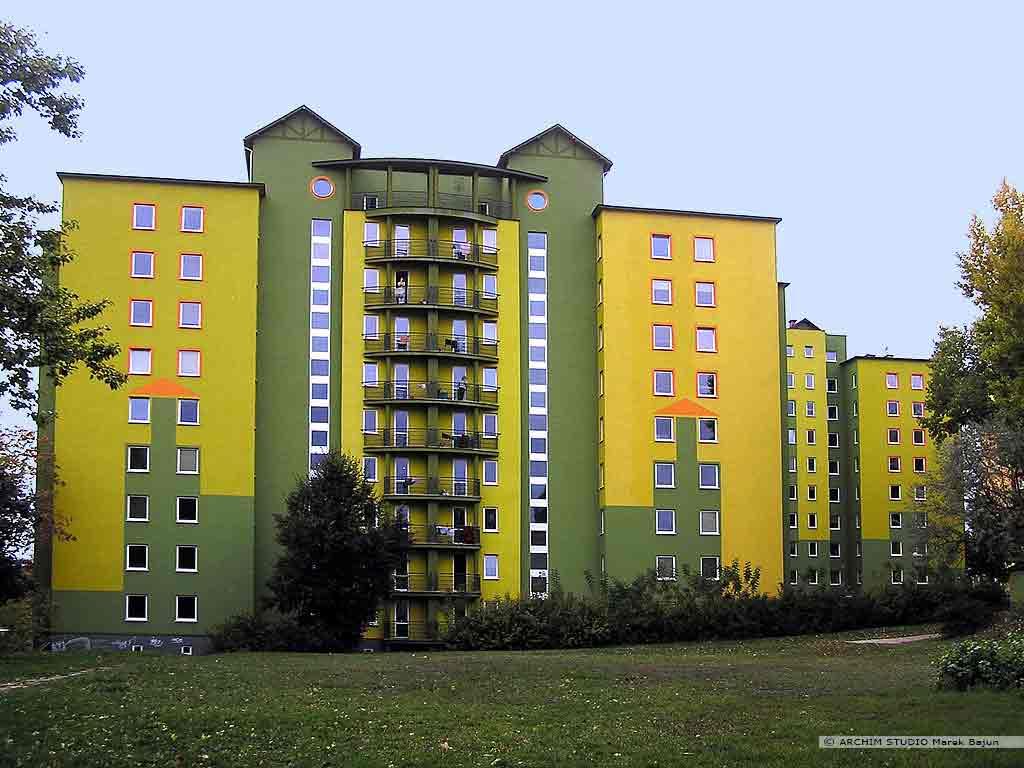 Budynek mieszkalny- akademik
