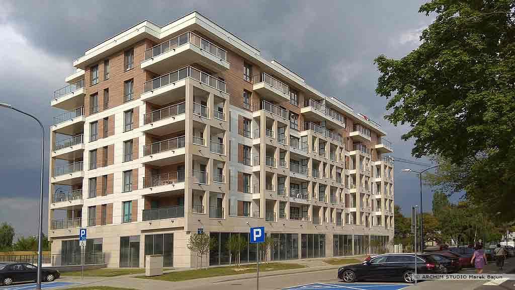 Projekty budynków wielorodzinnych Lublin