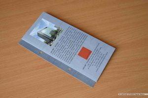 Złożony folder ARCHIM STUDIO- przód