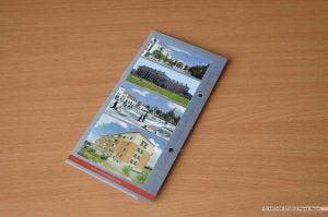 Złożony folder ARCHIM STUDIO- tył