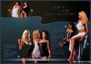 Katalog bielizny- 1 wersja- 4 wariant strony
