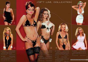 Katalog bielizny- 2 wersja- 2 wariant strony