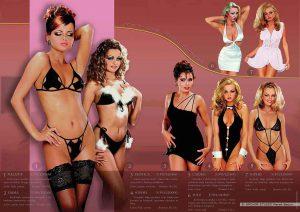 Katalog bielizny- 2 wersja- 4 wariant strony