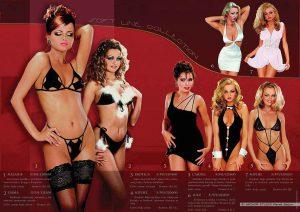 Katalog bielizny- 2 wersja- 5 wariant strony