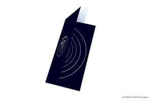 Zaproszenie na studniówkę- wizualizacja po złożeniu
