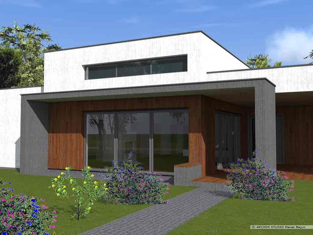 Projekt domu dla dużej rodziny