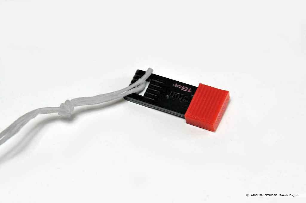 Zatyczka pamięci flash