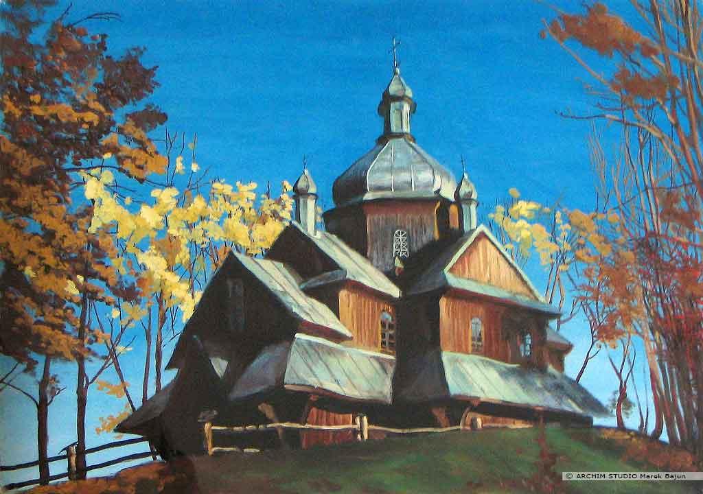 Cerkiew w Hoszowie