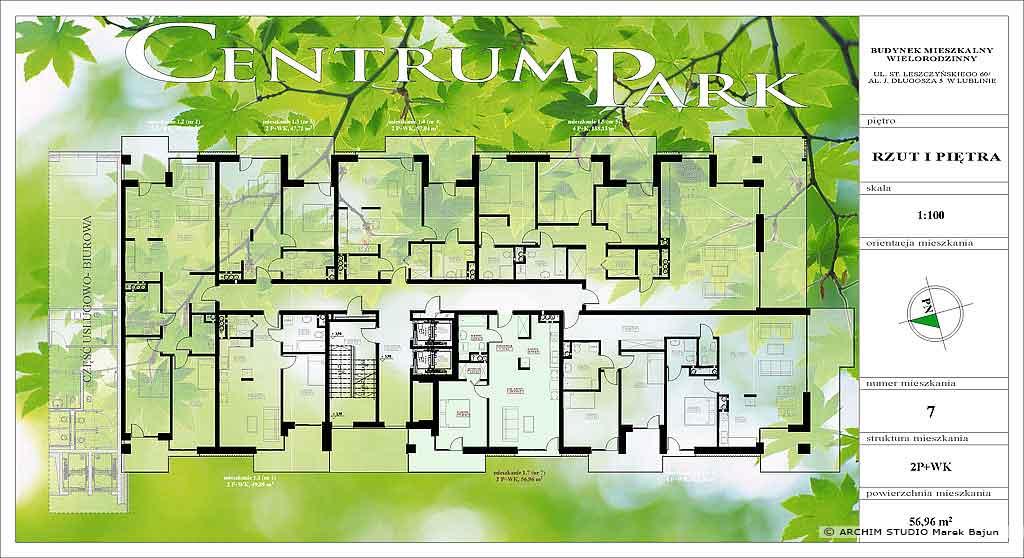 Katalog mieszkań