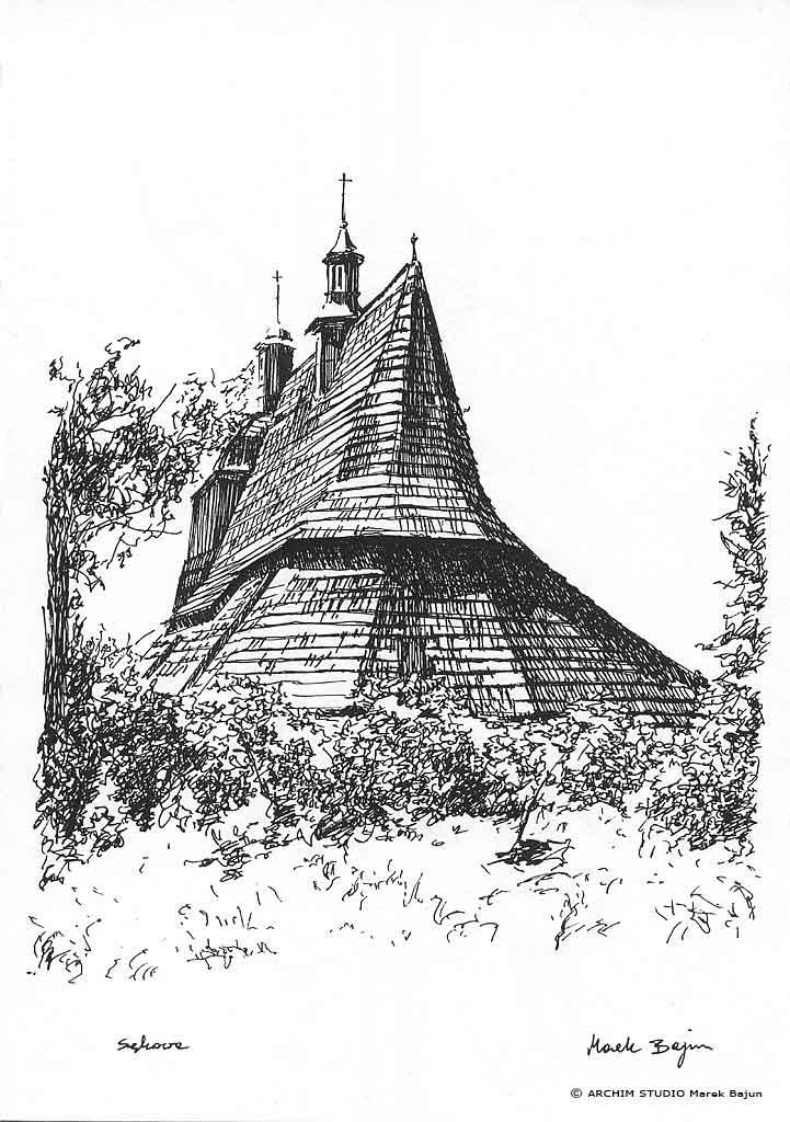 Kościół w Sękowej