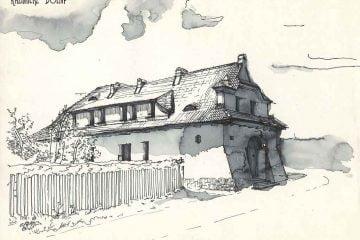 Stara łaźnia w Kazimierzu Dolnym