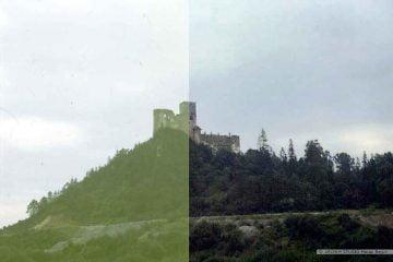 Przywracanie koloru zdjęcia